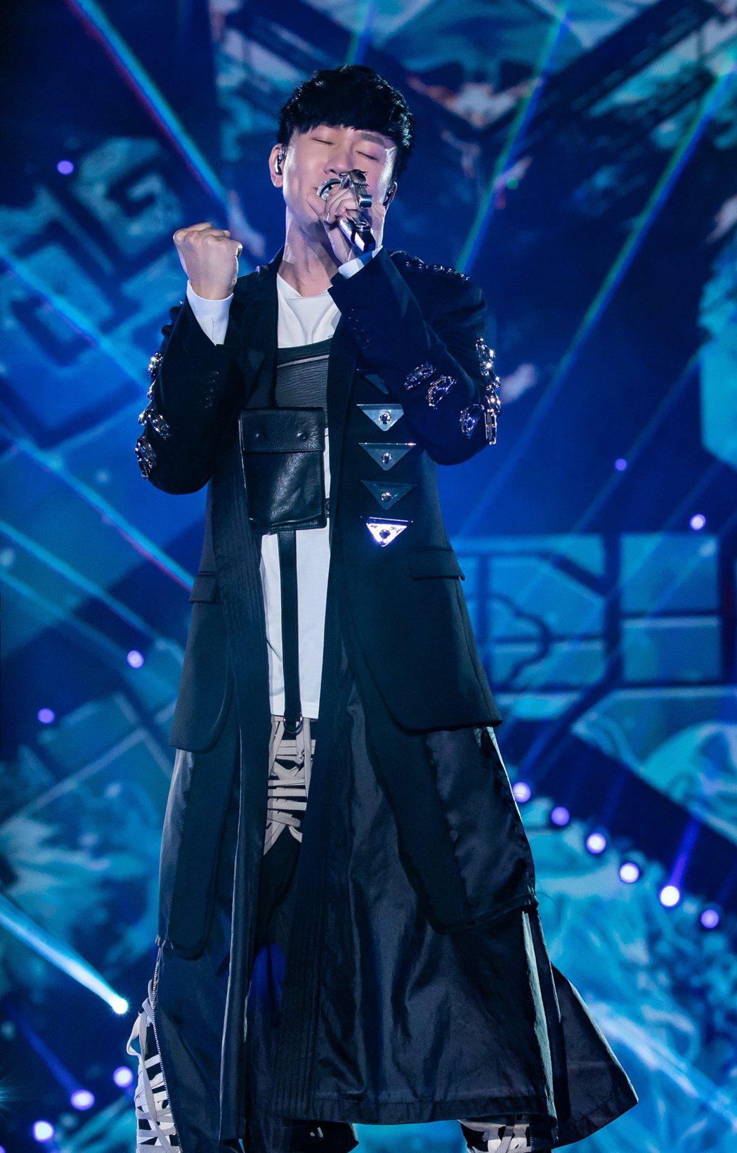 林俊傑將展開新一輪的「聖所:Wonderland」世界巡演。圖/JFJ Prod...