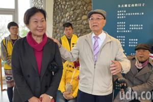 影/陳定南基金會董事長林光義 公開挺黃定和