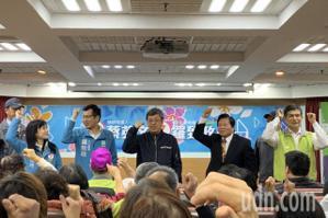 陳建仁:客家人要驕傲 有了不起的客家妹當總統