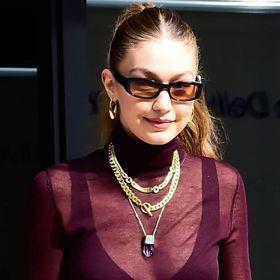 誰說戴金鍊的都是爆發戶?超模Hadid姐妹、凱特王妃...都是份量感首飾的愛好者!