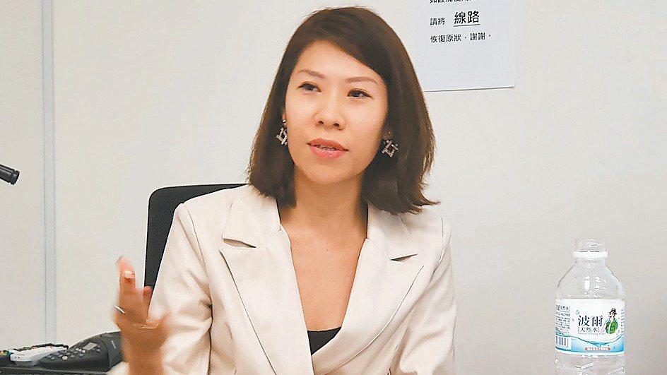 花仙子總經理王佳郁 記者曾仁凱/攝影