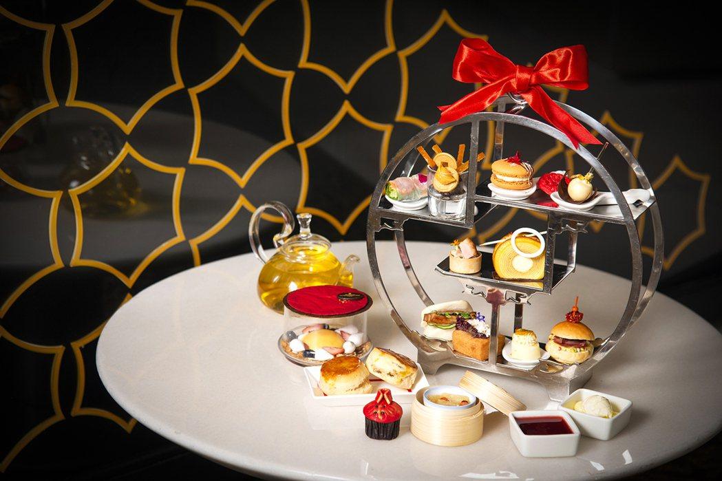 香格里拉台北遠東馬可波羅酒廊 金鼠新春午茶派對。