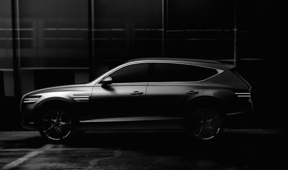 Genesis GV80有望在近期於韓國登場。 摘自Hyundai