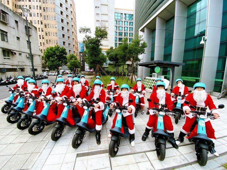 搶搭聖誕節,GoShare發起「Go 好才與你 Share 的聖誕」送禮活動。...