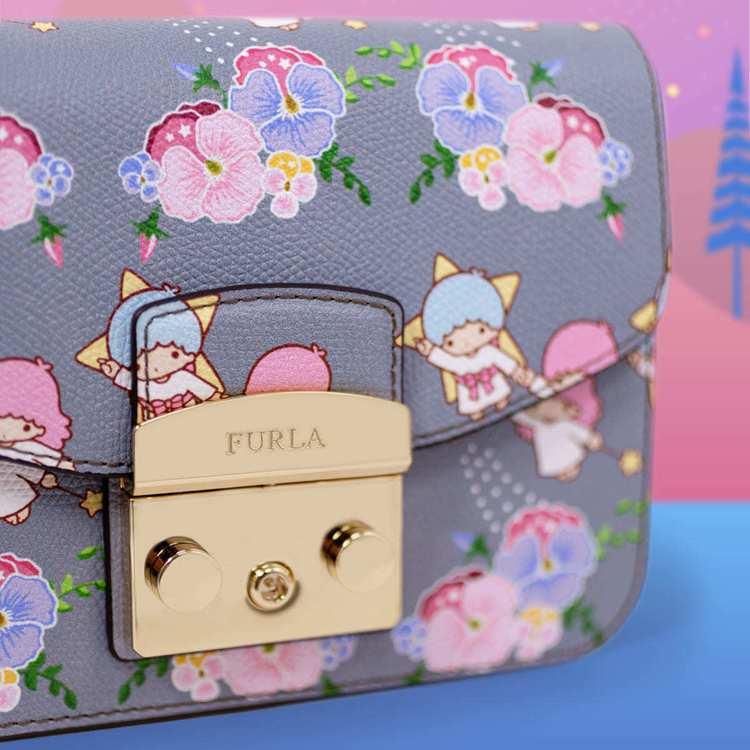 義大利袋包品牌Furla在今年也特別找來Kiki與Lala合作,推出一系列的包款...