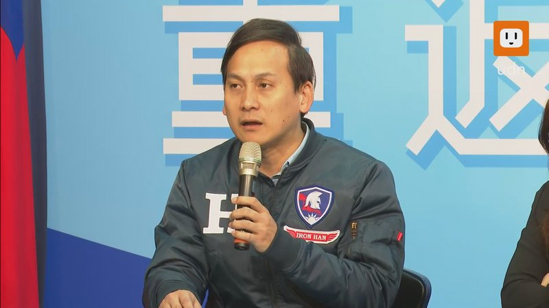 新北市議員葉元之。記者陳煜彬 林雍琁/攝影