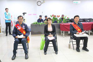 花蓮立委選舉政見發表會 藍砲火猛、綠抒己見