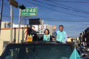 影/民進黨支持而勝選市長? 柯文哲:李豔秋爆料要有證據