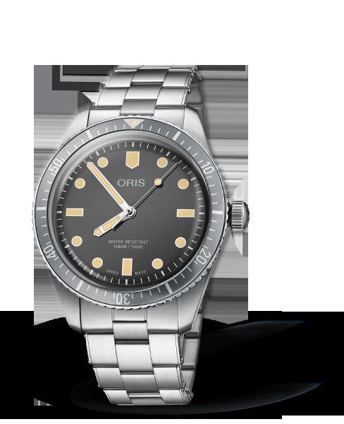 ORIS,Divers Sixty-Five聯名腕表,限量250只,僅於Hodi...