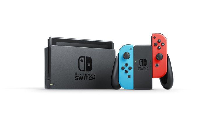 法雅客熱銷第4名為switch主機,9,780元。圖/法雅客提供