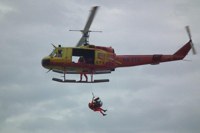 救難受難一線間! 開直升機的英雄們 最怕遇上兩大殺手