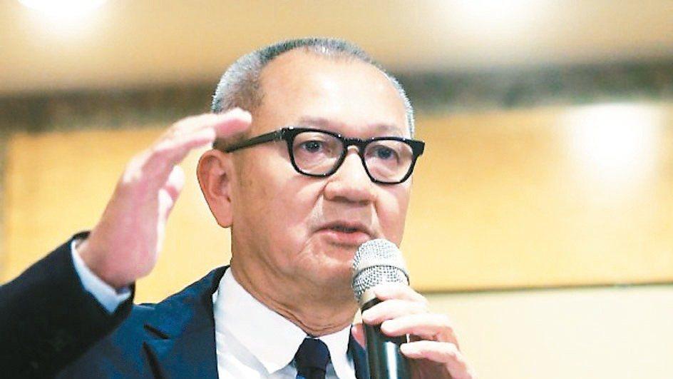 國巨董事長陳泰銘。 本報系資料庫