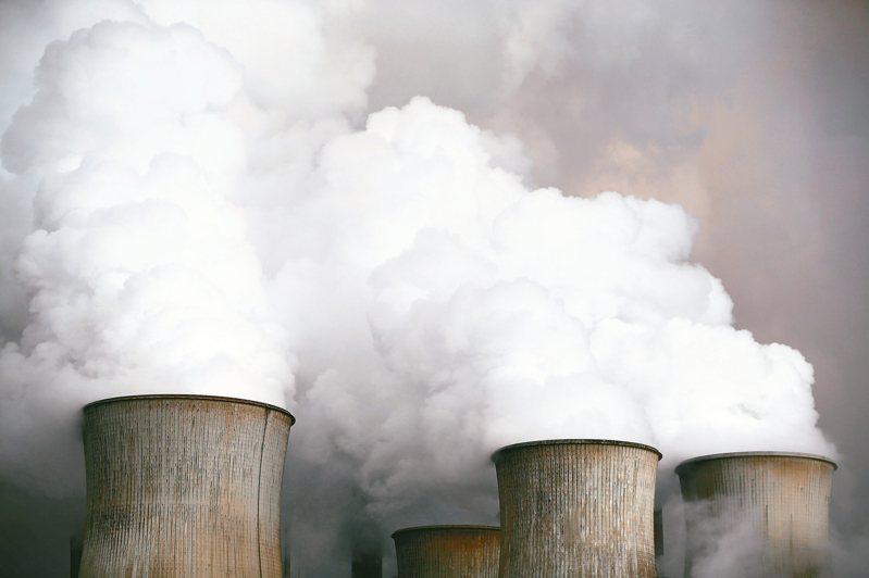美國蒙大拿州將關閉兩個70年代燃煤發電機組。圖為燃煤發電示意圖。 路透
