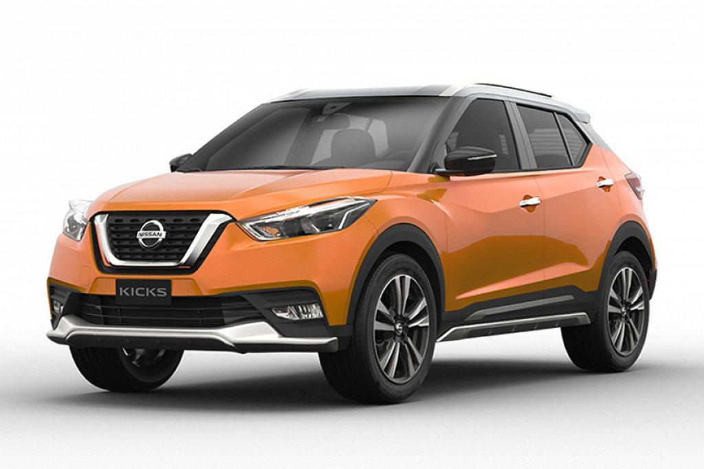 銷售表現逐步升溫的Nissan Kicks,2019年共賣出16,882台成績。...