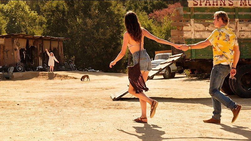 《從前,有個好萊塢》劇照。 圖/IMDb