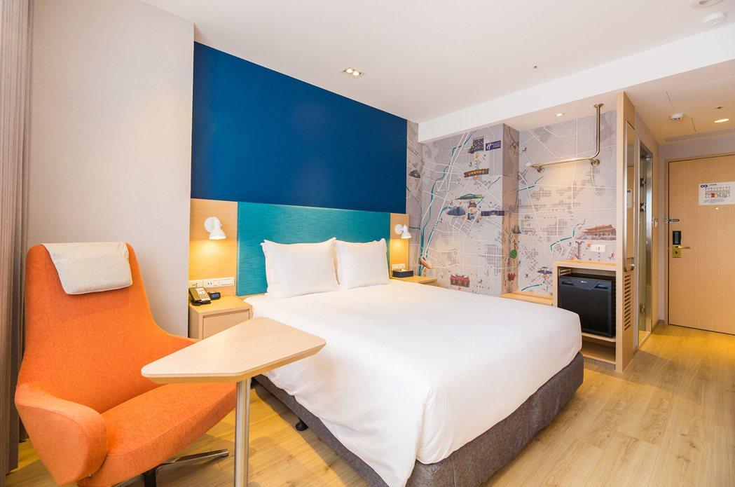 入住即可體驗智選假日酒店的品牌特色「優質睡眠」、「智選早餐」、「免費網路」及...