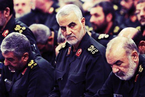 引爆巴格達的戰爭舞台:美軍炸死伊朗革命衛隊「軍事總督」蘇萊曼尼