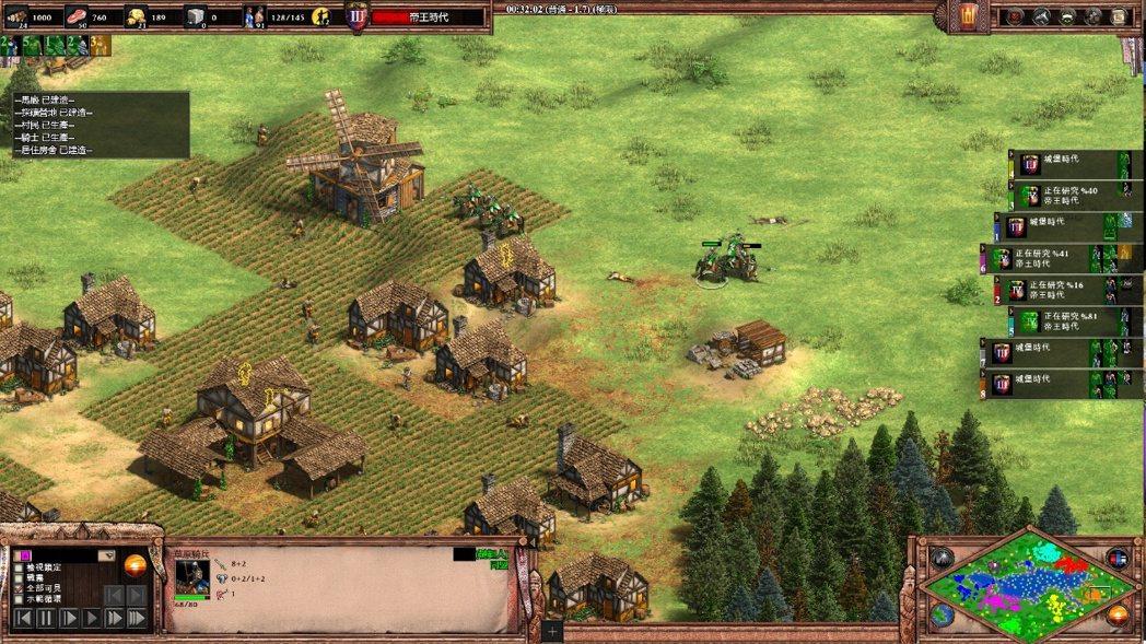 草原騎兵若在城堡時代掌握適宜,仍能給予對手可怕的威脅