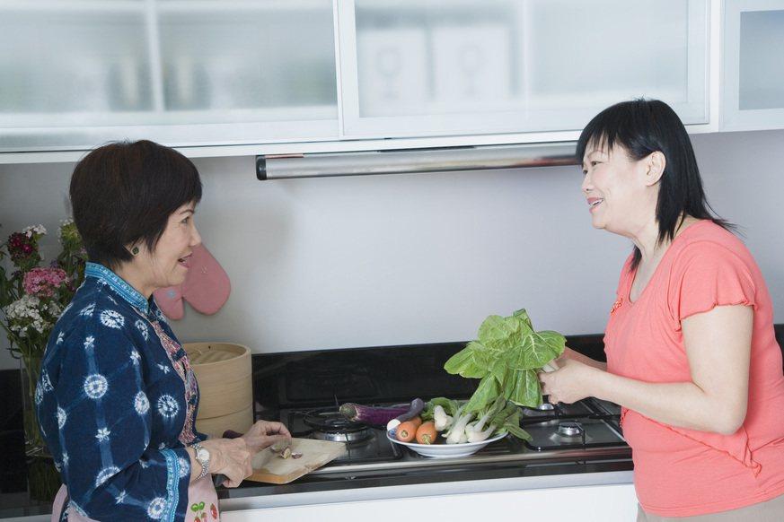 破除「好媳婦病」,別讓回家過年成為女性的煩惱。 圖/ingimage 提供