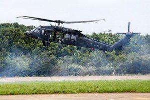 參謀總長沈一鳴上將殉職,空軍黑鷹直升機事故原因待釐清