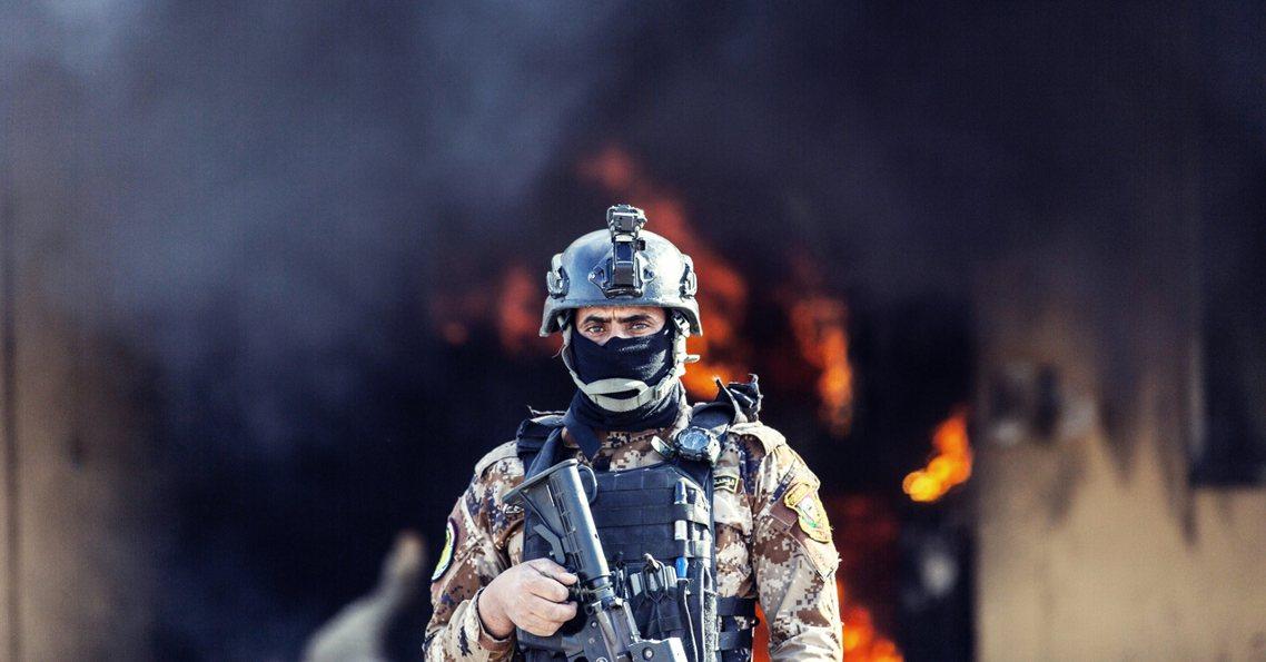 伊朗革命衛隊「聖城旅」的指揮官——蘇萊曼尼將軍(Qassem al-Soleim...