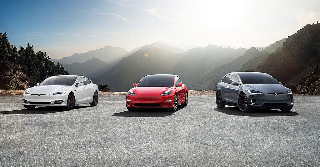 中國上海超級工廠,是特斯拉汽車目前唯一的海外生產基地。 圖/Tesla提供