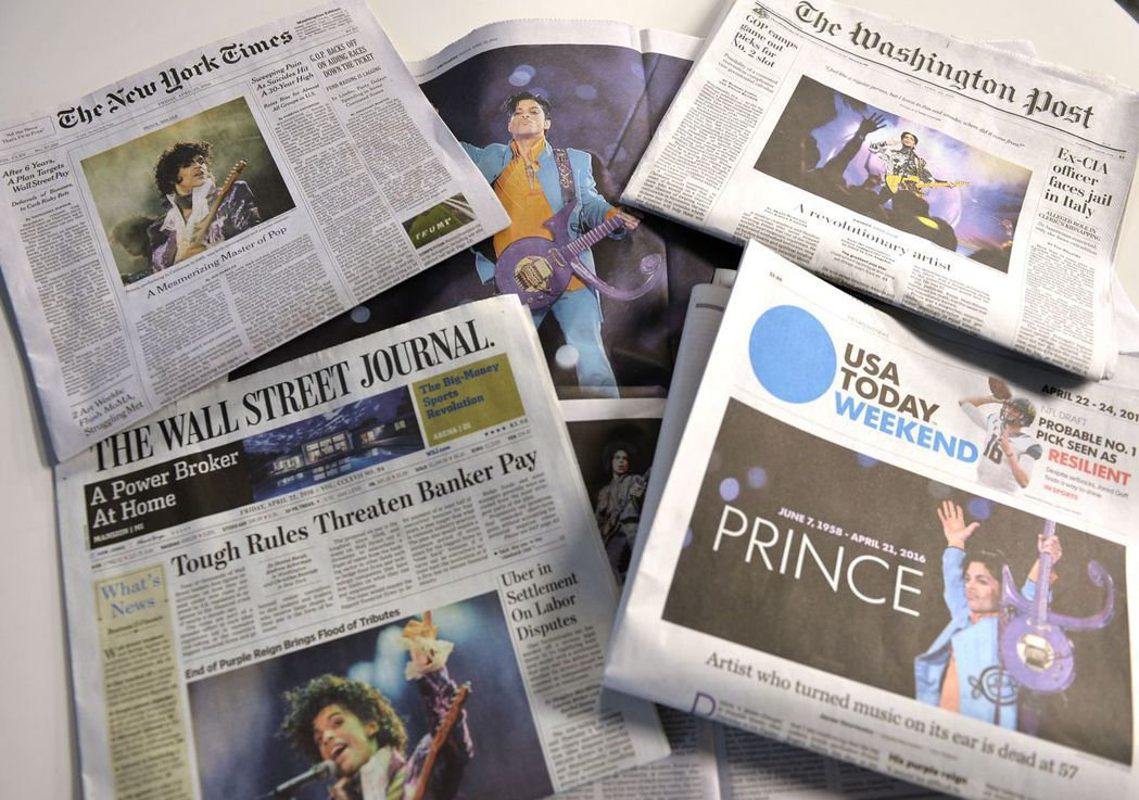 《中國日報》已在《紐約時報》、《華盛頓郵報》等30家美國媒體發表700篇公關文章。 圖/法新社