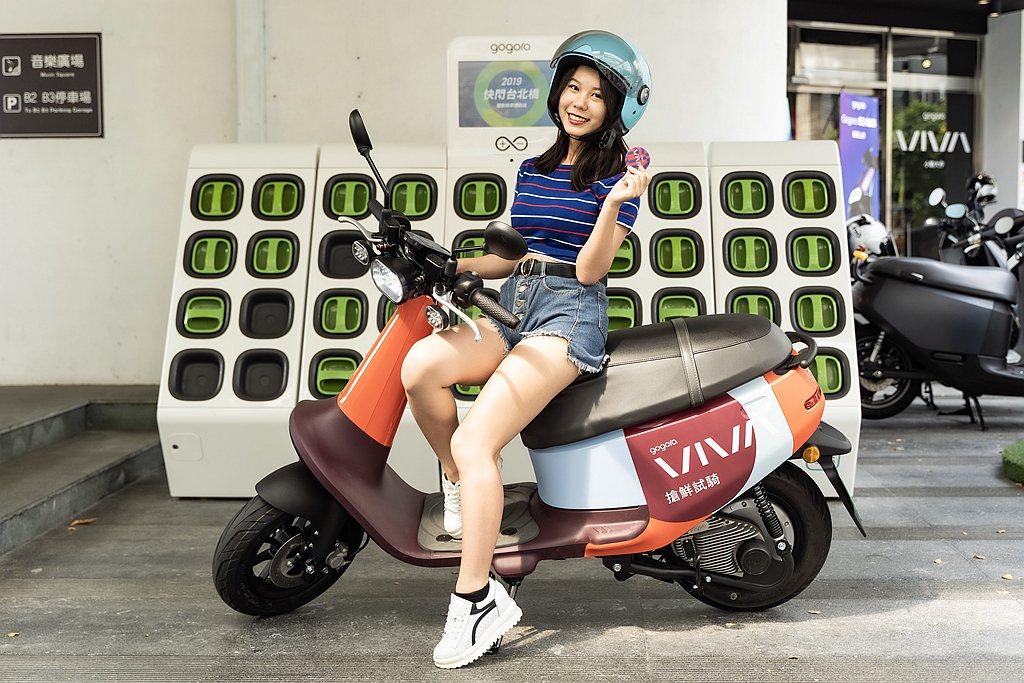 台灣電動機車銷售龍頭Gogoro,是2019年台灣電動機車市佔率最高、產品線最廣...
