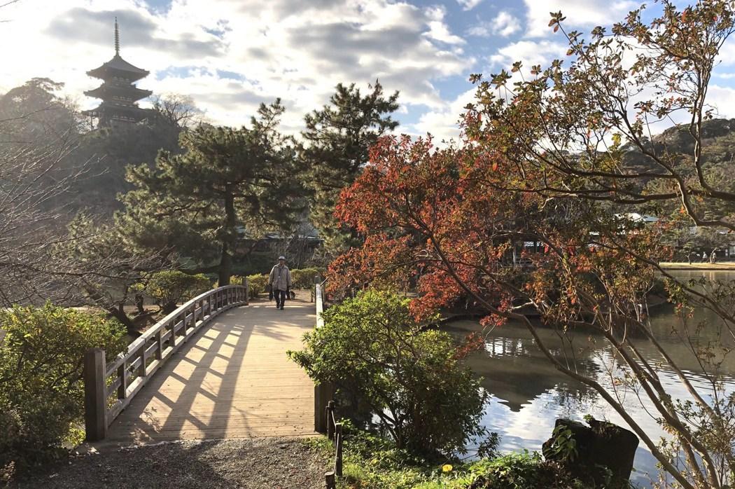 日本橫濱/三溪園——紅磚倉庫,保留建築物的歷史原貌