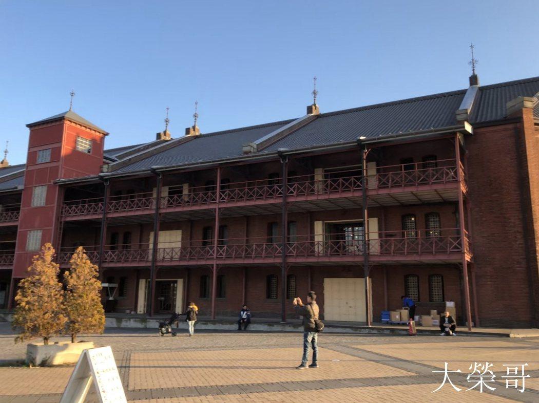 25.橫濱紅磚倉庫