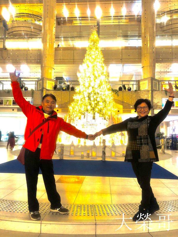 35.橫濱聖誕樹