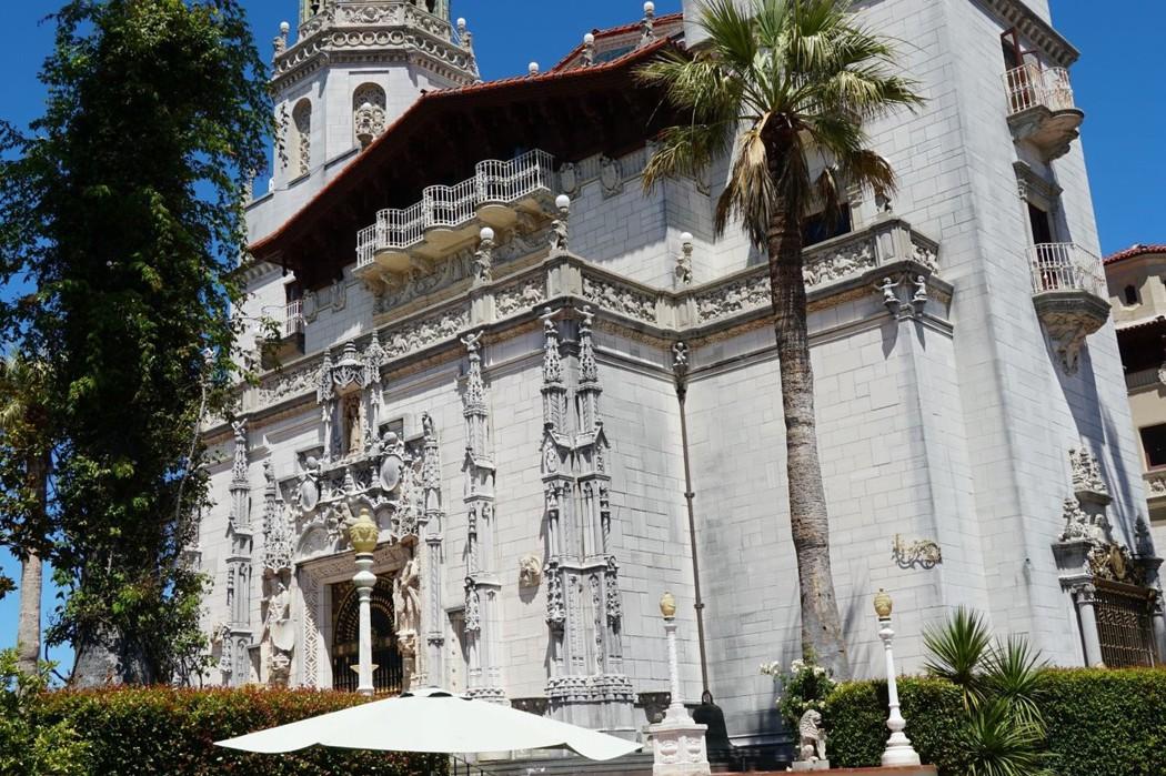 美國加州/經典電影「大國民」傳媒大亨的城堡——赫斯特城堡