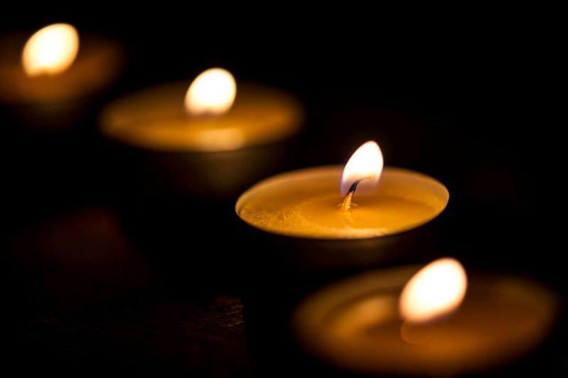國民黨總統候選人韓國瑜在臉書悼念黑鷹失事事件罹難者。圖/翻攝韓國瑜臉書