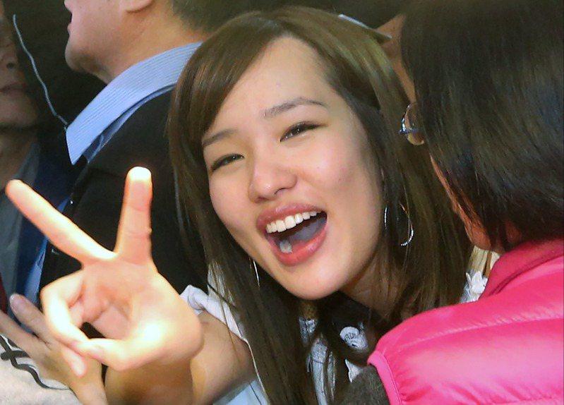 總統大選最後關頭拚勝選,國民黨總統候選人韓國瑜將祭「韓冰牌」衝選情。 本報資料照