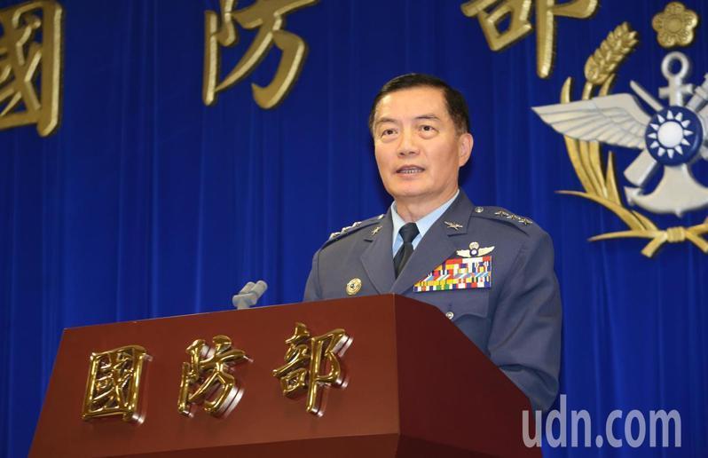 參謀總長沈一鳴在2日黑鷹直升機失事意外中罹難。 聯合報系資料照