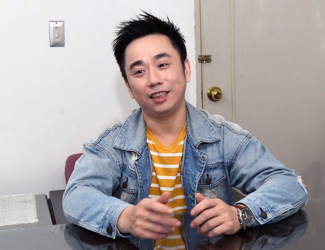 小彬彬說,瘦下來看起來不再肥老。圖/華視提供