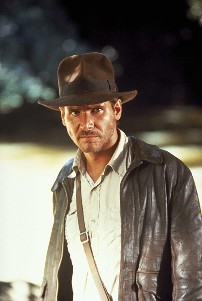 哈里逊福特在「法柜奇兵」片集的演出深入人心。 图/摘自imdb