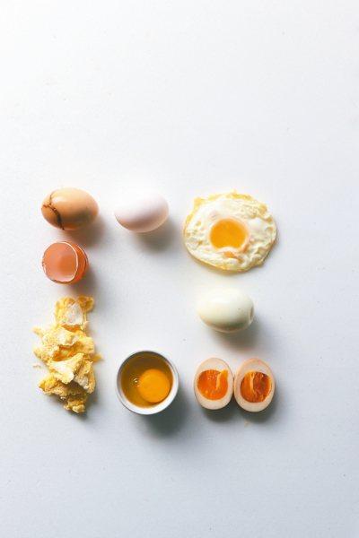 早餐建議多吃蛋白質,健康又有飽足感。 本報資料照片