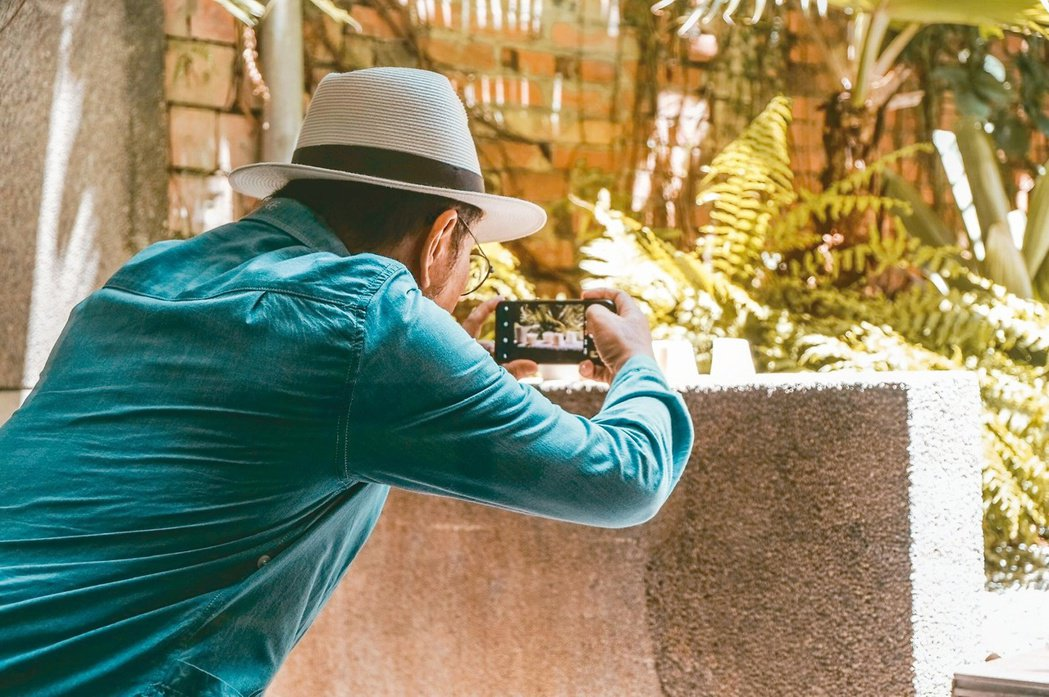 林經甫對想拍影片的人,有4項步驟建議。 圖/林經甫提供