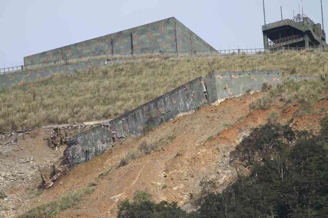 宜蘭縣東澳嶺雷達站。 圖/聯合報系資料照片