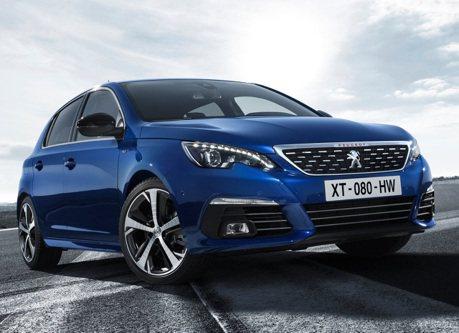 新世代Peugeot 308車系 將擁有插電式油電動力