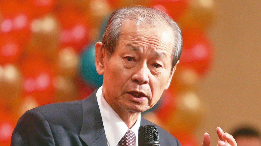 台塑化董事長陳寶郎。 報系資料照