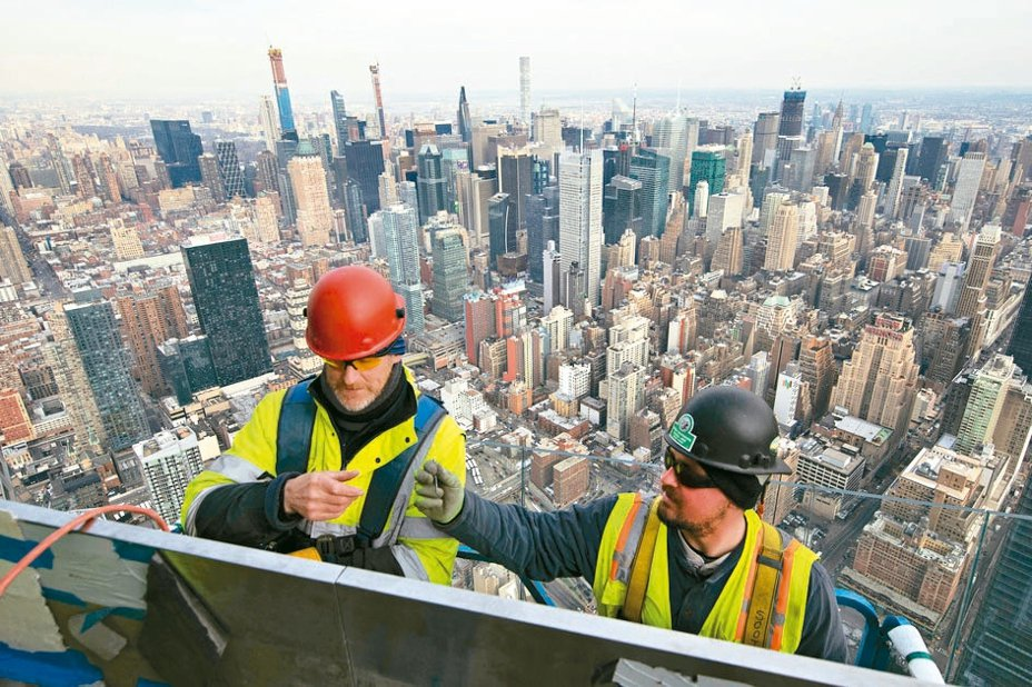 對全球企業執行長而言,經濟衰退顧慮連續第二年排名第一。 美聯社