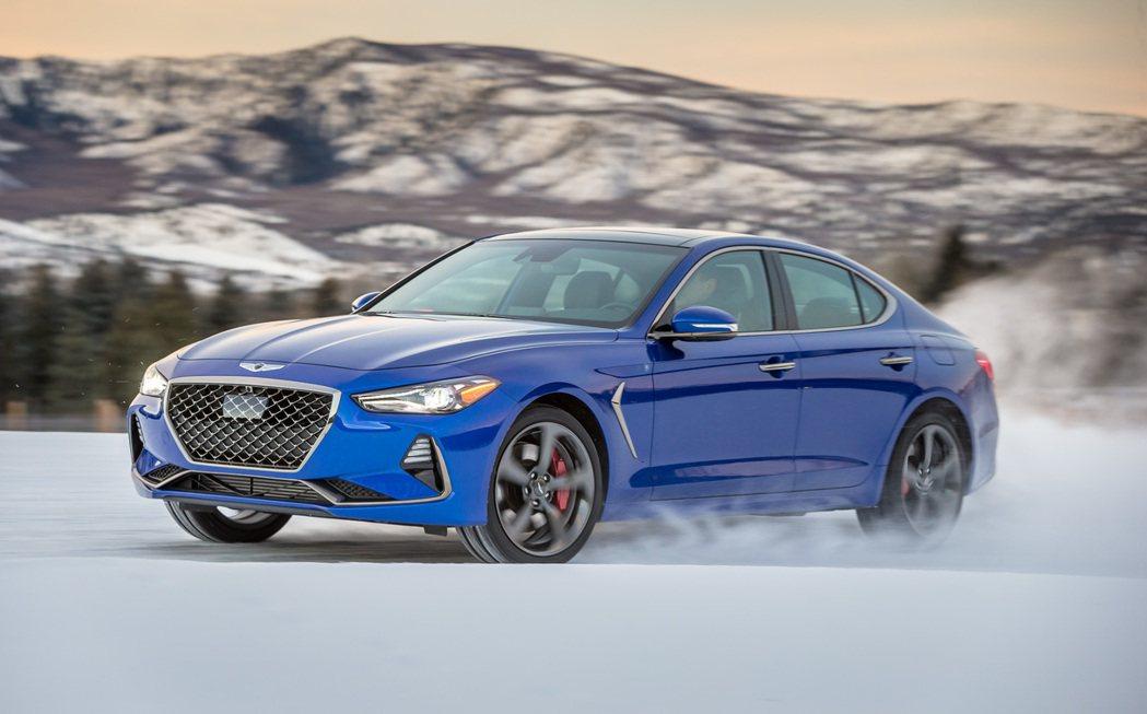 Genesis去年在北美市場的銷量可以雙倍成長,都要歸功於銷售表現極佳的G70。...