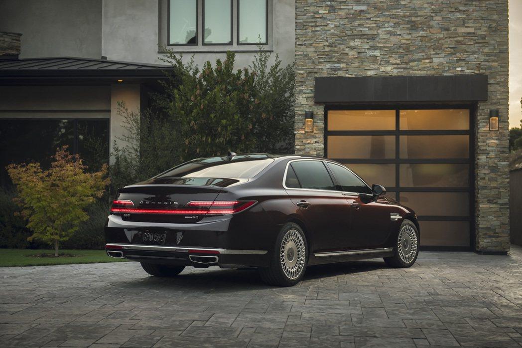 小改款美規Genesis G90已於去年11月底舉行的洛杉磯車展中正式發表。 摘...