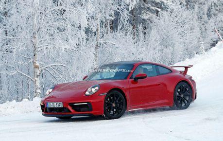 聖誕老人的大禮!Porsche 911特製版空力套件耶誕夜出場