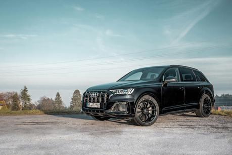 ABT再下重手 小改款Audi SQ7才推出馬上被染指!