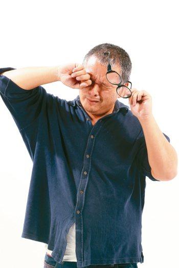 男性也會有更年期,只要適度治療,就可以減輕症狀。 本報資料照片