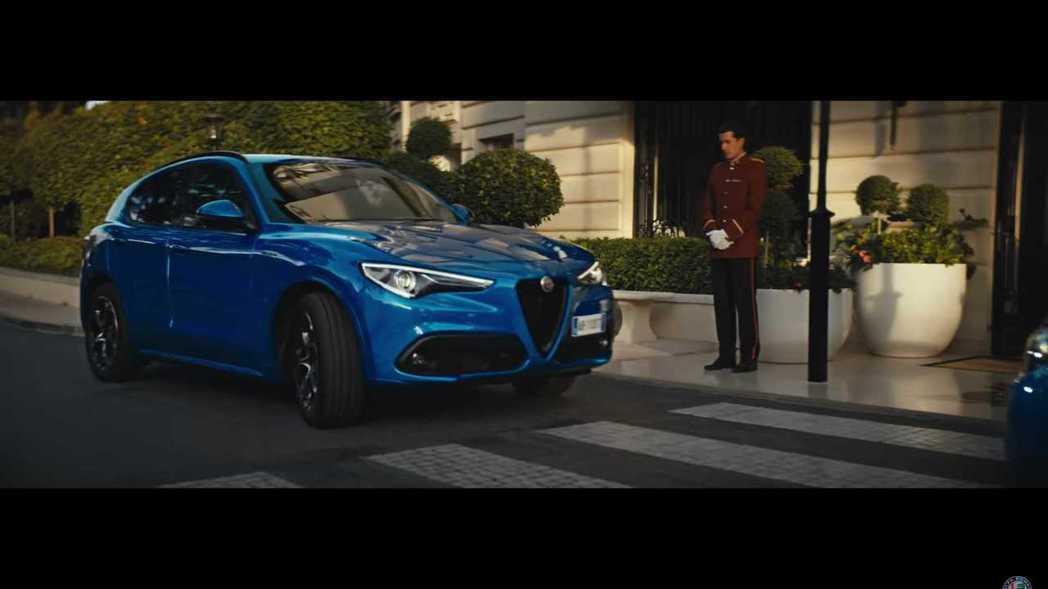 2020年式Alfa Romeo Stelvio。 摘自Alfa Romeo