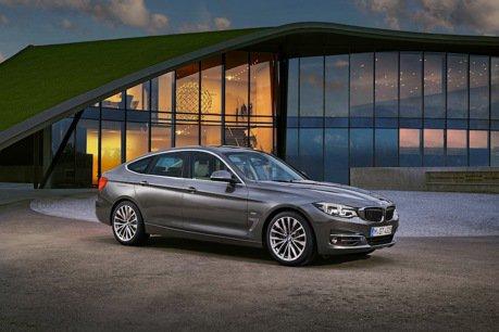 BMW 3-Series Gran Turismo車款 部分國家已開始停售